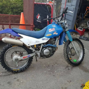 2003 Yamaha TTR225 with ownership