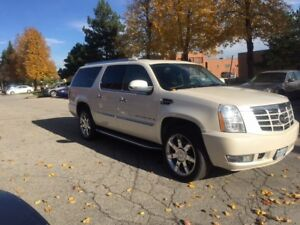 2007 Cadillac Escalade Chrome SUV, Crossover