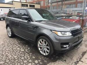 RANGE ROVER SPORT SUPERCHARGE 2014