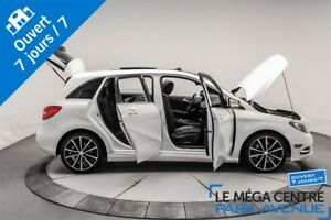 2014 Mercedes-Benz B-Class Sports Tourer, CUIR, TOIT
