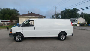 2008 GMC Savana allonge