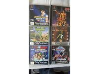 6 ps1 games