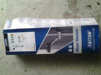 Triton mixer shower - new still in box £45