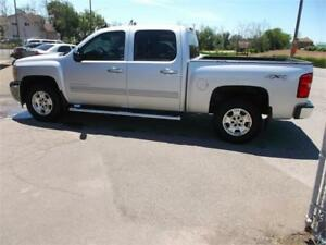 2012 Chevrolet Silverado 1500 LT! CREW 4WD LOADED 5.3L