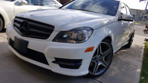 2013 Mercedes-Benz C300 4Matic - 3 year extended Warranty 2020