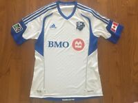 Chandail original Impact de Montréal / Impact Jersey MLS Laval / North Shore Greater Montréal Preview