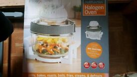 Prolex halogen oven 17l with timer
