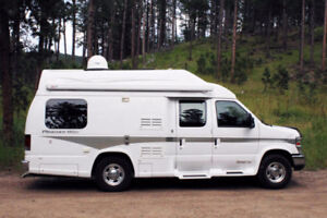 Wanted class B or C motorhome 2010 or newer