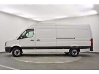 MAN and VAN - Removals - Delivery service - Storage - Extra Long Van - High Roof