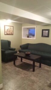 Furnished & equipped, all inclusive, in beautiful Sunnyside!