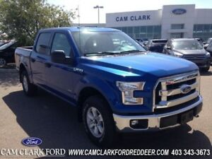 2017 Ford F-150 XLT  Trailer Tow