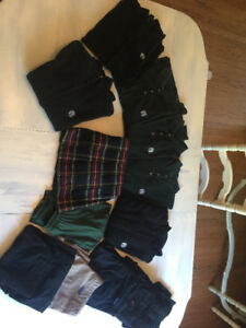 Gently Used St. Pat's Uniform pieces