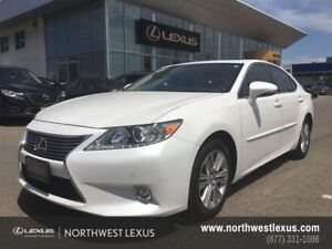 2015 Lexus ES 350 TOURING PACKAGE