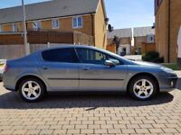 PEUGEOT 407 AUTOMATIC PETROL ENGINE-CD-AUTO HEADLIGT not Peugeot 406 car 406 307 206 corolla honda