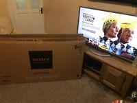 """Sony Bravia w80 smart led Tv 47"""" with box"""