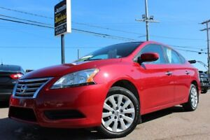 2014 Nissan Sentra S AUTOMATIQUE BLUETOOTH