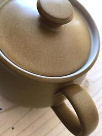 Vintage Denby large teapot from Ode Collection