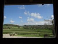 Self catering holiday accommodation, near Holsworthy, Devon