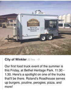 2006 Other Other Food trailer Wagon