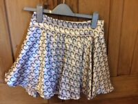 Girls Skirt and Blouse (Italian), Aged 10