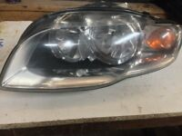 Audi a4 b7 n/s headlight