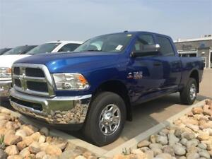 2017 RAM 3500 ST DIESEL CREW CAB IN BLUE STREAK, DRIVE THE BEST