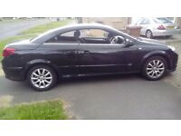 Vauxhall astra convertible 08 plate 1.9 cdti 6 speed