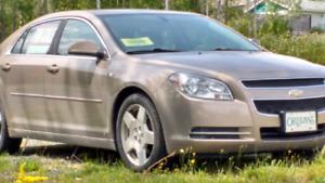 2008 Chev Malibu 2LT 3.6L V6