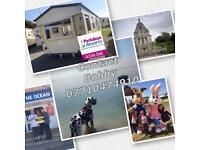 Static caravan for sale ocean edge holiday park contact Bobby 07710474910