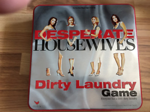 Desperate Housewives DVD game