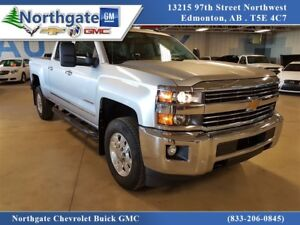 2015 Chevrolet SILVERADO 2500HD LTZ, Leather, Bluetooth, USB, Ba