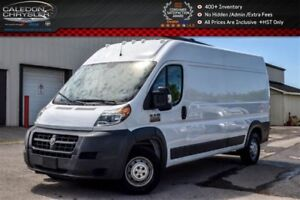 2015 Ram ProMaster 2500 2500|High Roof|Diesel|Backup Cam|Bluetoo