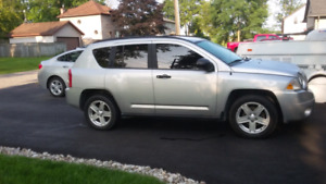2007 JEEP COMPASS low kms