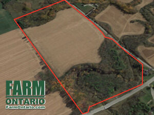 Beautiful Vacant Land with Lots of Potential in Elgin County