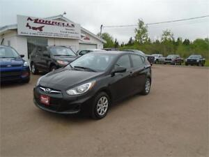 2012 ACCENT HATCHBACK!!73KMS!!!