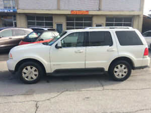 2003 Lincoln Aviator VUS**7 PASSAGERS+CUIR** ET MAGS