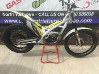 2016 TRS ONE 280cc Trials Bike MANY EXTRAS
