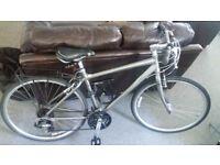 Giant CRS road bike