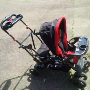 Sit & Stand Double Stroller