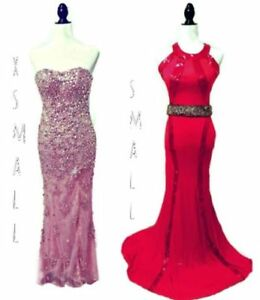 DRESS & GOWN RENTAL! All $49!