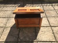 oak chest, otterman,