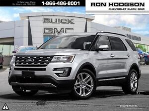 2017 Ford Explorer Limited ONLY 6KM LOADED