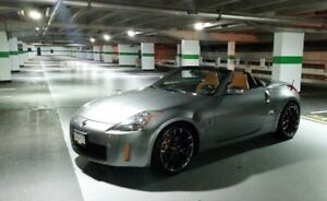 2005 Nissan 350Z Roadster Grand Touring Convertible