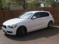 BMW 116D SPORT 2012 5DR LEATHER