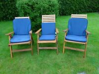Garden Chairs - Thornbury