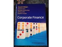 Corporate Finance Textbook Hillier et al 2013