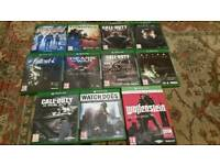 Xbox One games Bundle
