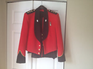 Army Officer mess kit