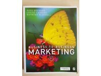 Business-to-Business Marketing 3rd ed.