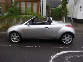 FORD STREETKA LUXURY 2004 64000 MILES